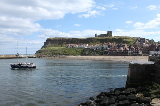 Whitby castle