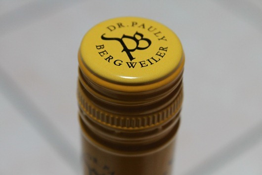Dr Pauly Bergweiler Noble House Riesling, Mosel - Germany