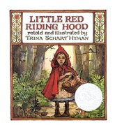 Little Red Wine Riding Hood