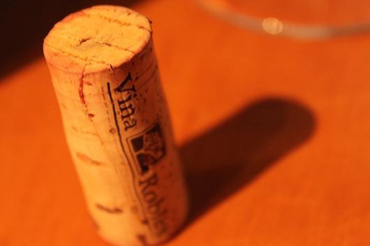 "Vina Robles Cabernet ""Huerhuero Vineyard"", Paso Robles, California, 2008 Cork"