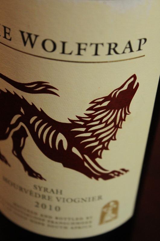The Wolftrap by Boekenhoutskloof, South Africa 2010