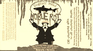 Dogfish Noble Rot Beer
