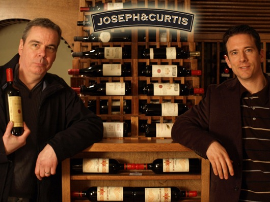 Joseph and Curtis Cellar Builders