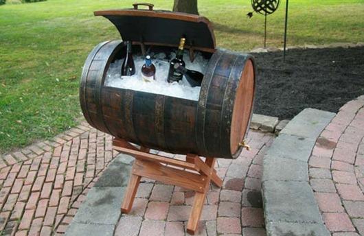 wine-barrel-ice-bin