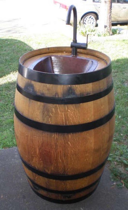 wine-barrel-sink