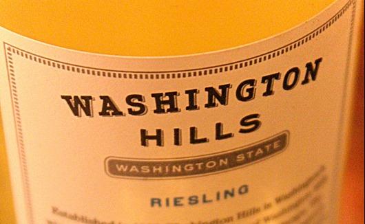 Washington-Hills-Riesling-Wine
