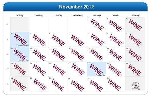Wine-Calendar-November-2012