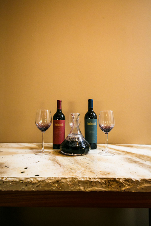 What Does the Personal Wine Cellar of a Wine Cellar Builder Look Like?